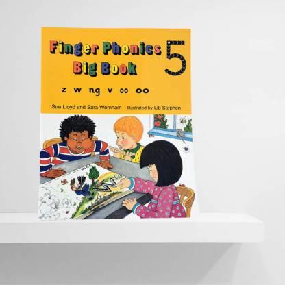 FingerPhonicsBigBook5