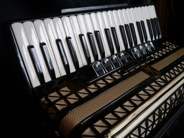 Hohner Atlantic III piano accordion (sold)