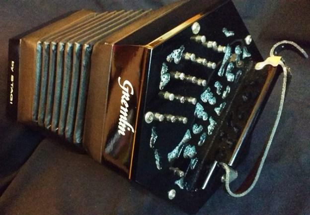 Stagi W-15 LN C/G Gremlin Anglo Concertina 30 key