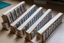 Hohner Trichord II reed blocks