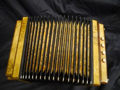 Albrecht melodeon bellows