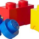 Kob Lego Opbevaring 3 Stk Jollyroom