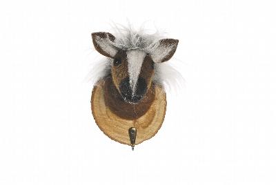 trophée crochet cheval