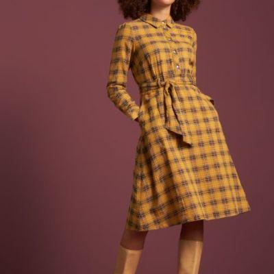 robe coton cowgirl