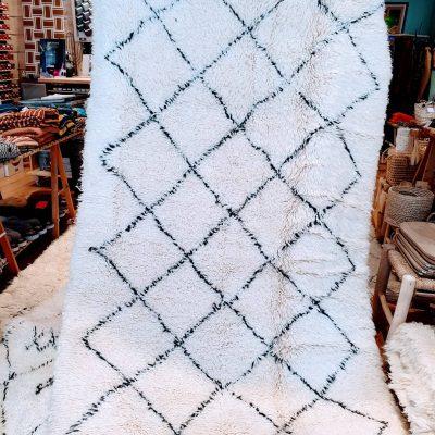 tapis berbère beni ouarain laine