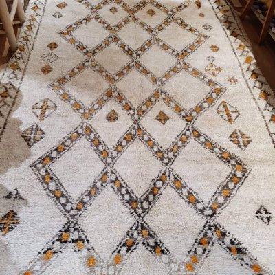 tapis vintage beni ouarain