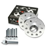 Wheel Spacer Kit 20mm Incl Wheel Bolts For Bmw 5 Series E60 M5