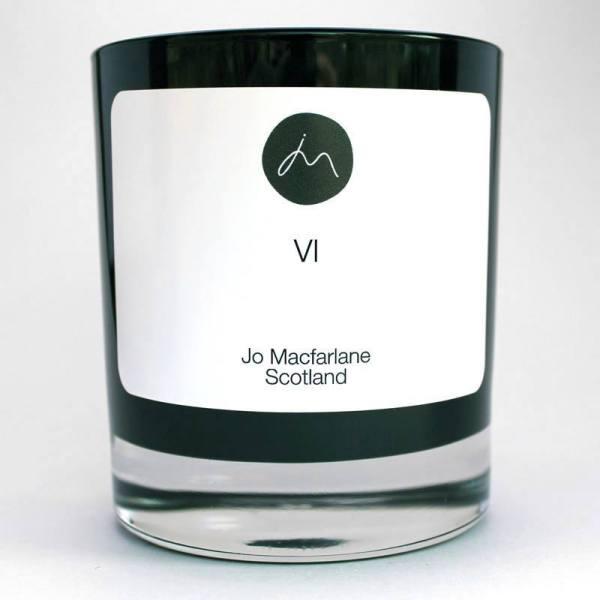 VI Luxury-Candle by Jo Macfarlane