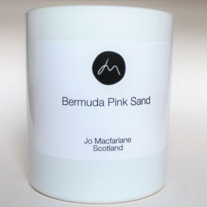 Bermuda Pink Sand Candle