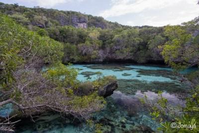 Maré – Dans le sud de l'île