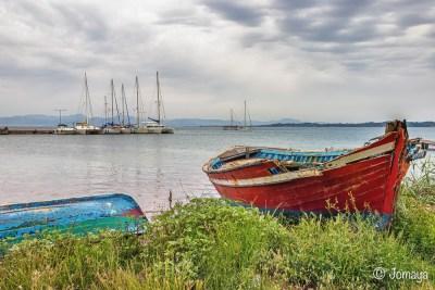 Les paysages du Sud de Corfou