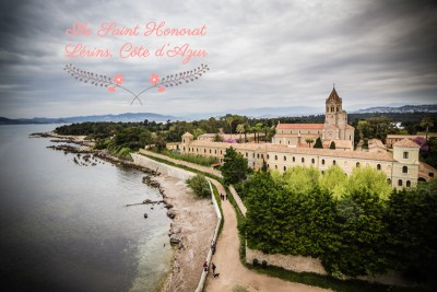Iles de Lérins : Ile Saint Honorat