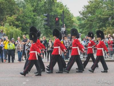 Le West End [2] : de Westminster à Hyde Park