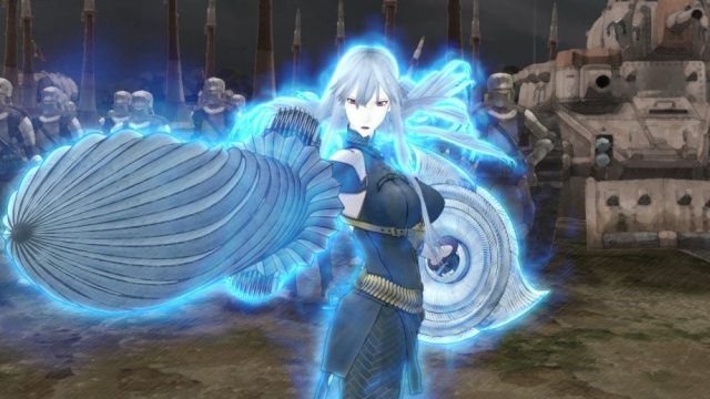 Valkyria-Chronicles-Selvaria-Bles