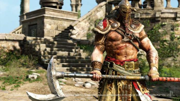 sony-ps4-pro-for-honor