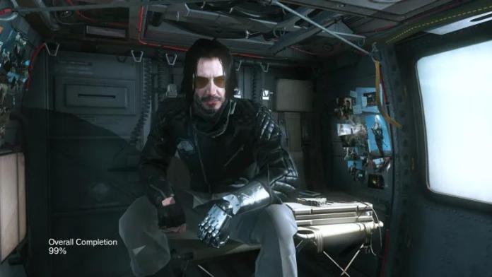 Demam Keanu Reeves Berterusan, Mainkan Pula Beliau Dalam Metal Gear Solid V