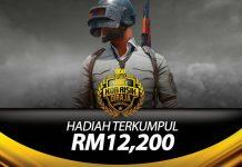 Kor Risik Diraja Anjurkan Pertandingan PUBG Mobile Terbuka - RM12,200 Jadi Rebutan!