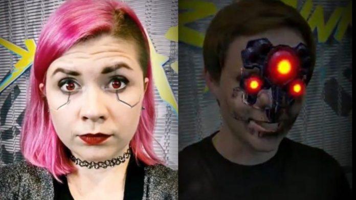 Tukarkan Selfie Instagram Korang Kepada Wajah Robotik Menggunakan Filter Cyberpunk 2077