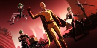 Jom Tengok Intro Cinematic Video Game One Punch Man: A Hero Nobody Knows