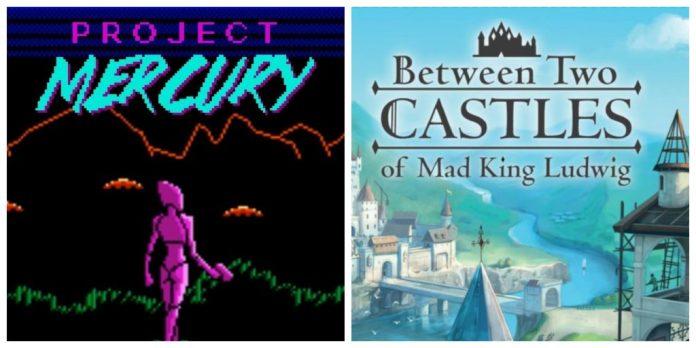 Steam Menawarkan 2 Game Percuma Untuk Masa Terhad - Project Mercury dan Between Two Castles