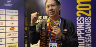 Pemenang Pingat Emas Esports Pertama Di Sukan SEA Kini Tercatat Dalam Malaysia Book of Records