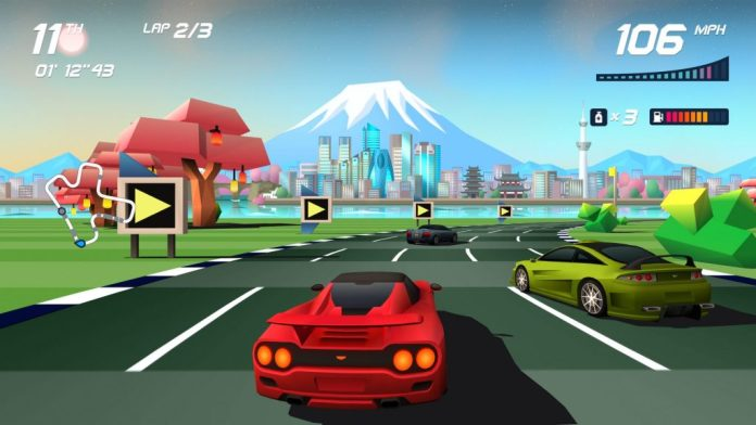 Rindukan Game Racing Gaya Retro 90an? Memperkenalkan Horizon Chase Turbo