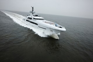 Galactica Star: Changing the Rules of Yacht Design