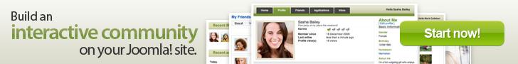 JomSocial - Logiciel réseau social