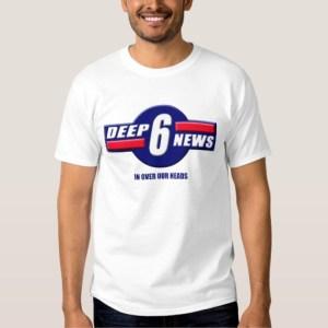 tee shirt, Deep6News