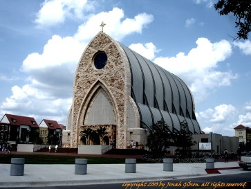 church at Ave Maria University