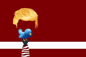 Donald Trump Twitter Graphic