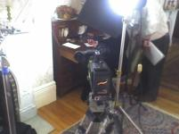 Setup and some camera equipment