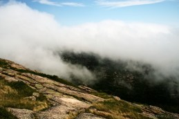 Cadillac Mountain is the highest point on Mount Desert Island - and offers a breathtaking view.