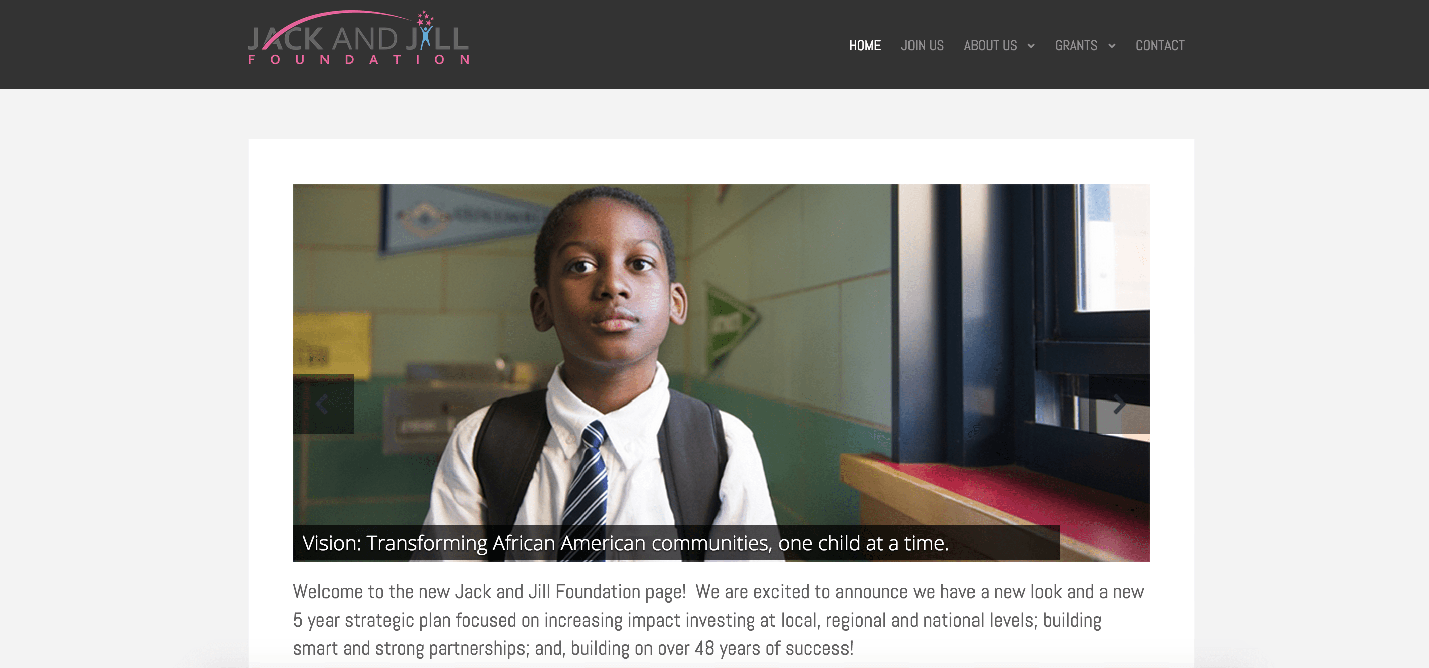 Jack and Jill Foundation