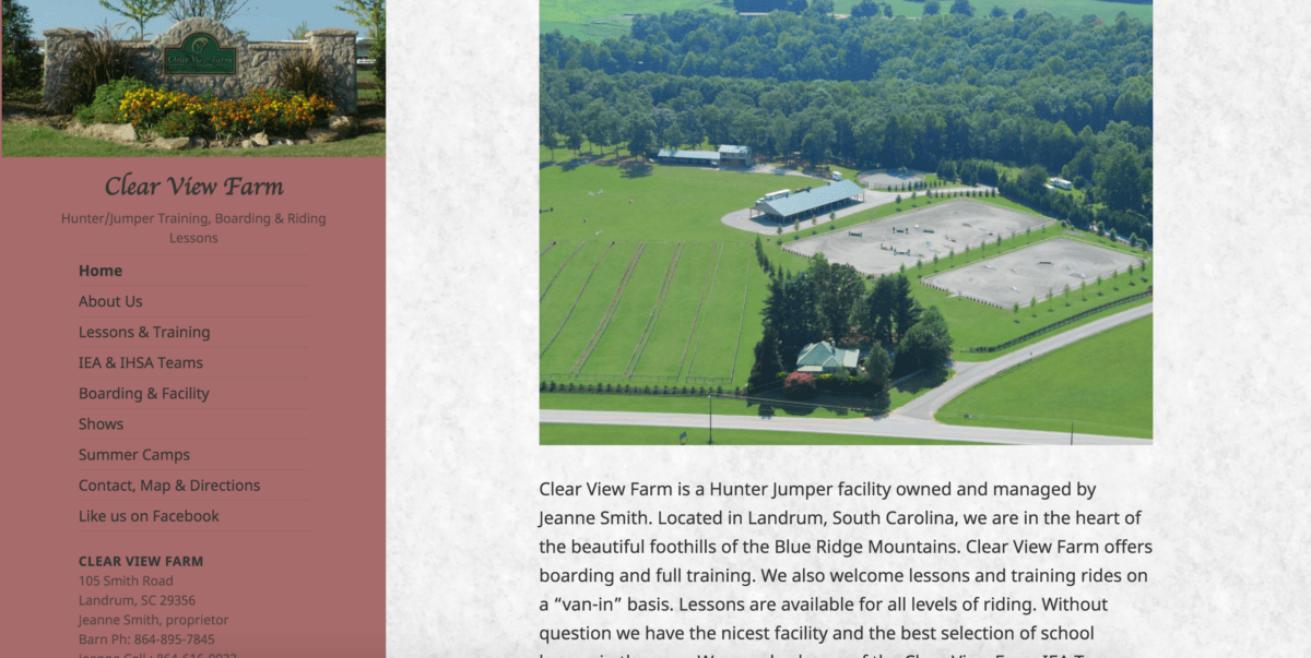Clear View Farm