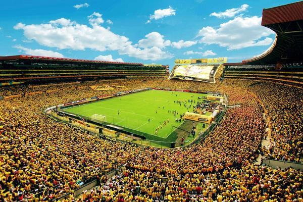Barcelona de Guayaquil y el estadio más lindo de Sudamérica