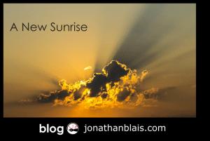 A New Sunrise
