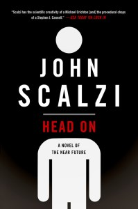 Book cover: Head On