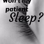 Sleep in critical care