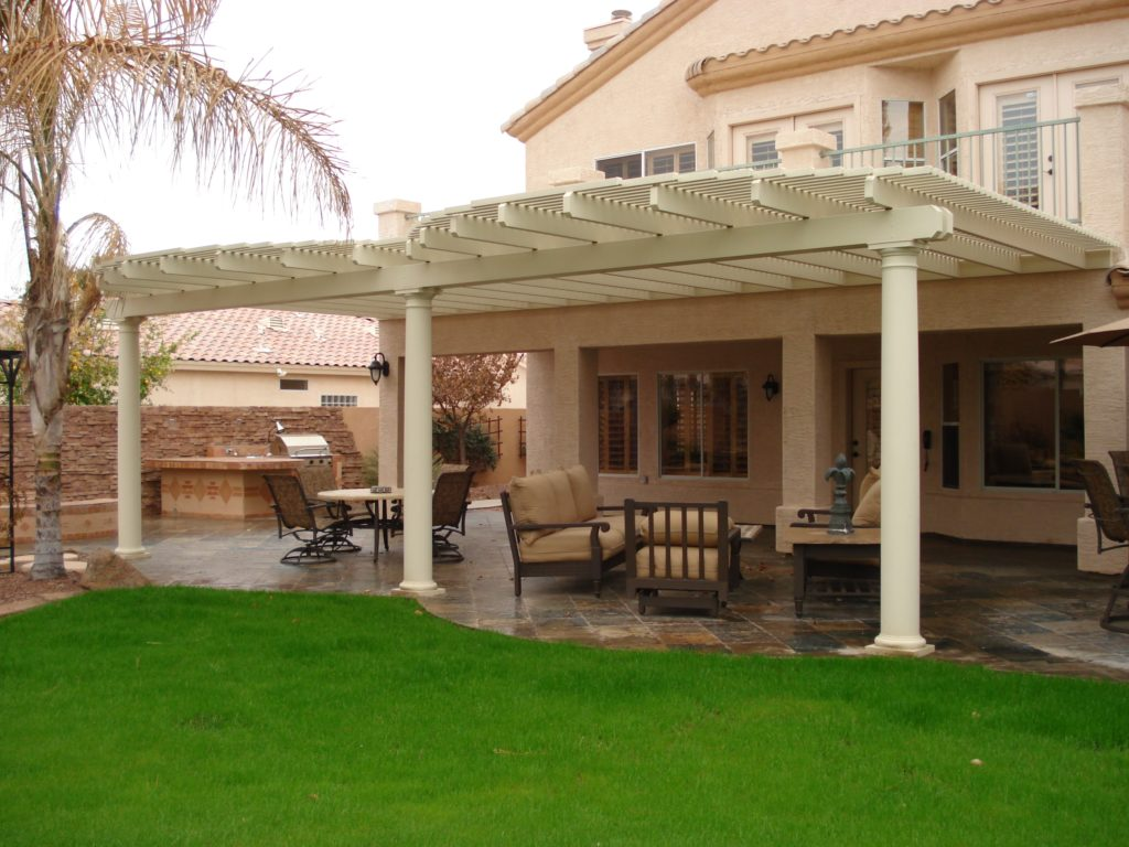 backyard patio cover for roof