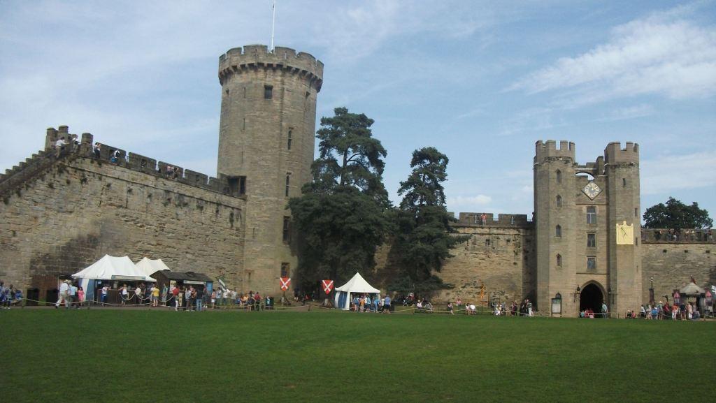 Le château de Warwick