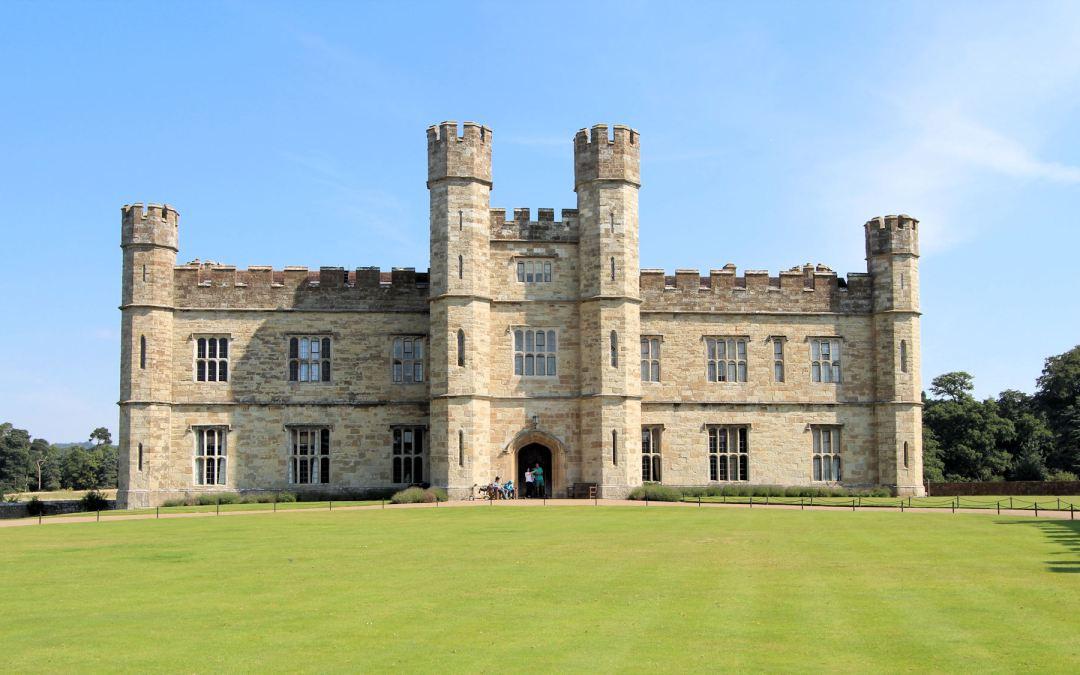 Le château de Leeds