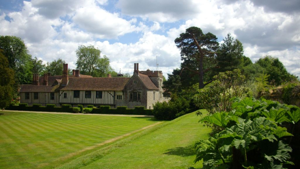 Les jardins d'Ightam Mote