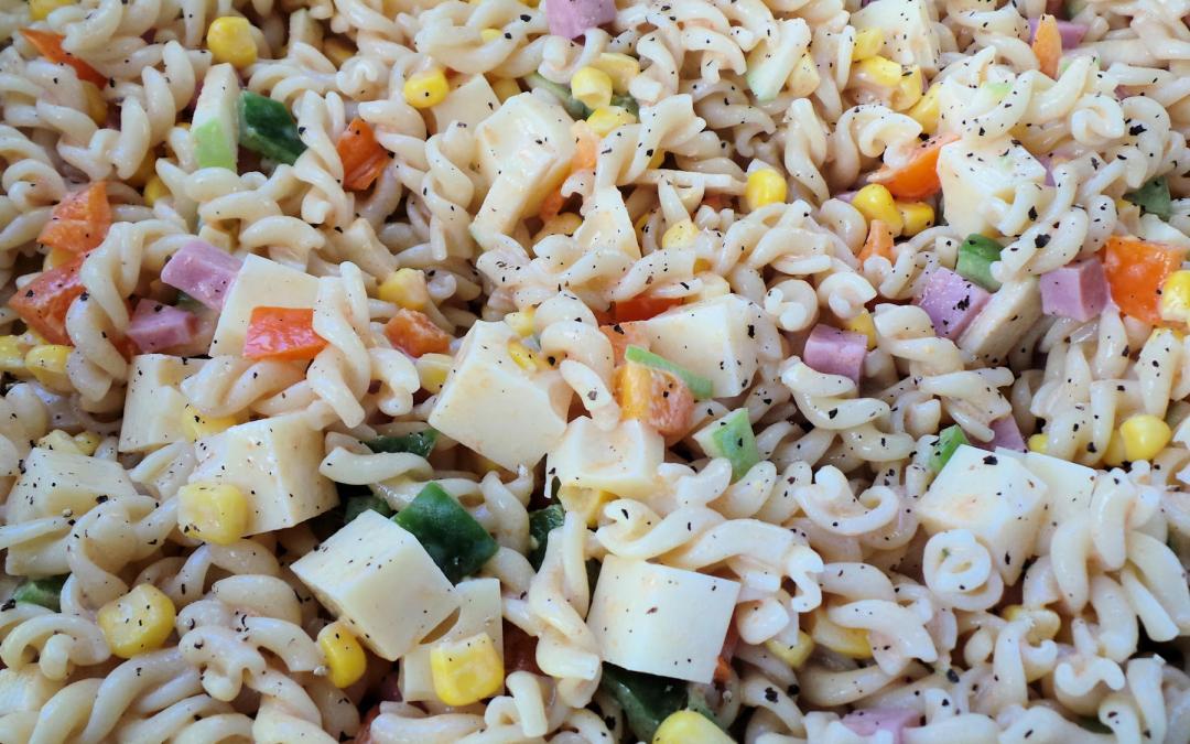 Salade de pâtes Jonathan Frank