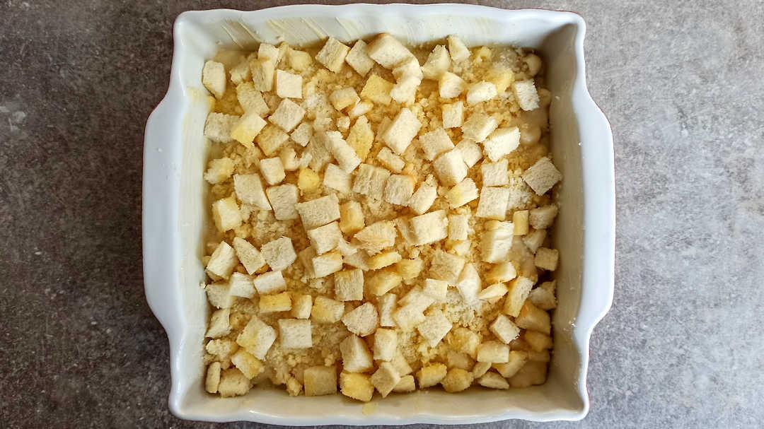 La cuisson des macaroni and cheese