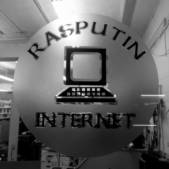 Rasputin Internet Ipswich
