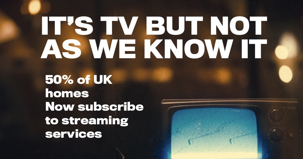 TV but not as we know it