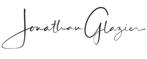 Jonathan Glazier TV Director Signature