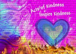 kindness inpires