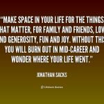 Creating Space for Possibility